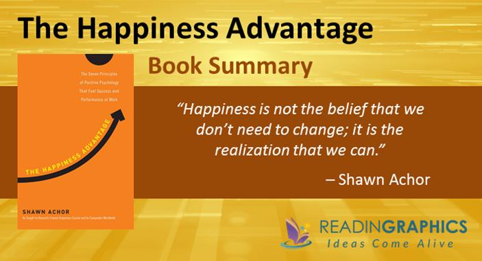 Book Summary - The Happiness Advantage
