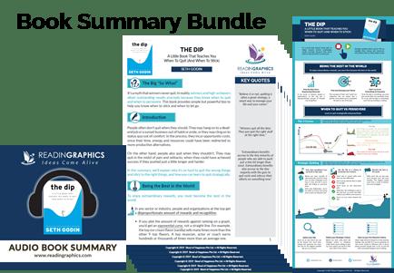 The Dip Summary_Book Summary Bundle