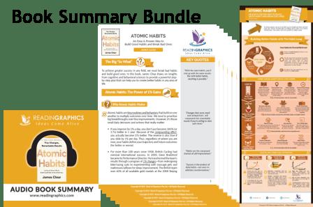 Atomic Habits summary_book summary bundle