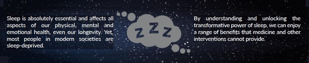 Why We Sleep summary_introduction