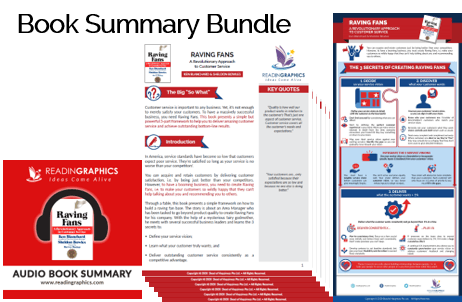 Raving Fans summary_Book Summary Bundle