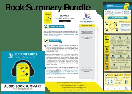 Hooked summary_Book summary bundle
