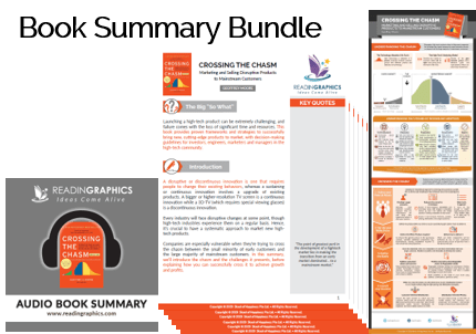 Crossing the Chasm summary_book summary bundle