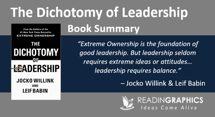 The Dichotomy Of Leadership PDF Free Download