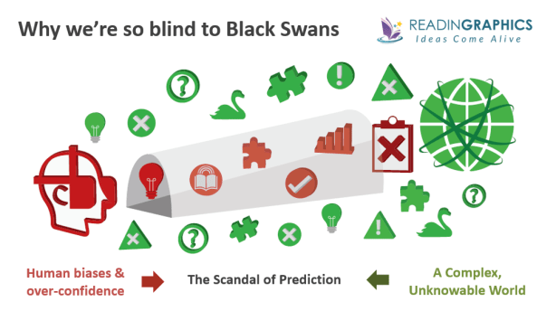 The Black Swan summary_Why we're blind to black swans
