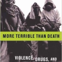 Friday Reads - More Terrible than Death by Robin Kirk