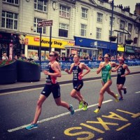 What it was like to race the Leeds WTS triathlon