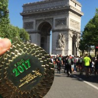What it's like to run Paris marathon