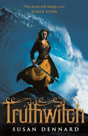 Truthwitch (HC)