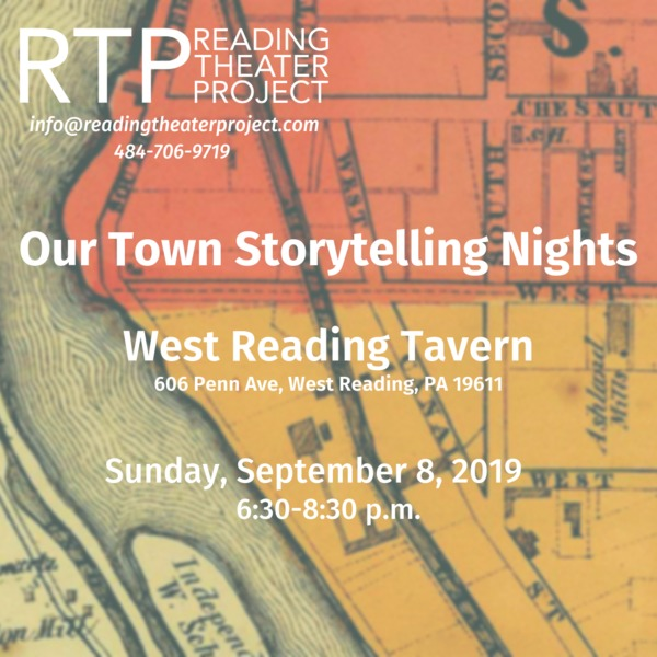 our town storytelling nights