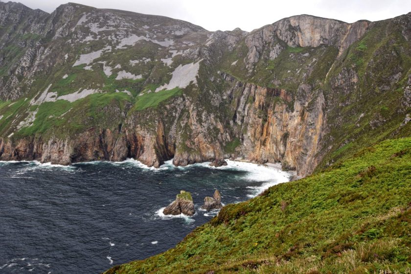Ulster travel: Slieve League Cliffs, Co Donegal