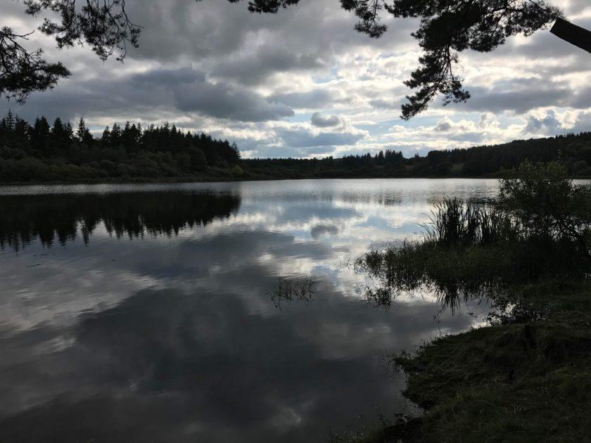 Ulster travel: Castle Lake, Co Cavan