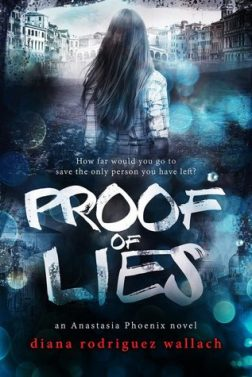 Proof Of Lies- Diana R Wallach