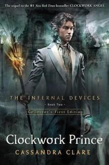 Clockwork Prince (Infernal Devices Book 2)