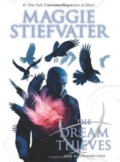 The Dream Thieves Cover Art