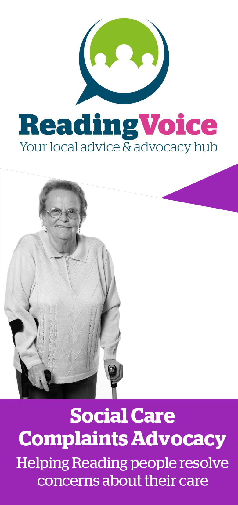 Social Care Complaints Leaflet