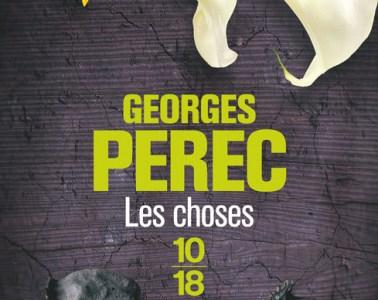 Georges Perec - Les choses