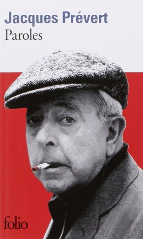 """Jacques Prévert """"Paroles"""""""