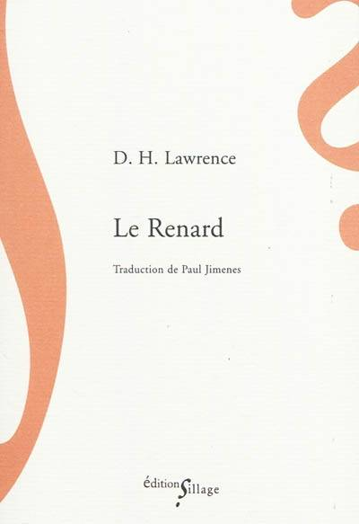 Le Renard DH Lawrence