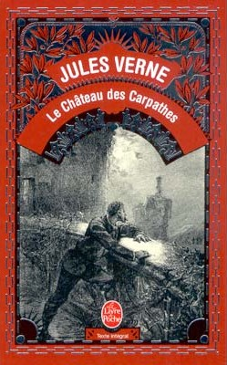 le chateau des carpathes jules verne cover