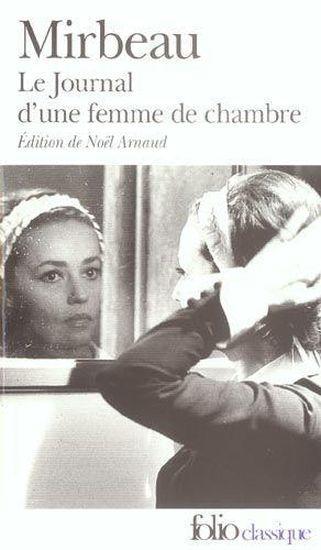 """Octave Mirbeau """"Journal d'une femme de chambre"""""""