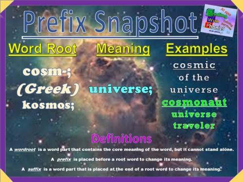cosm- Prefix Snapshot [Autosaved] [Autosaved]