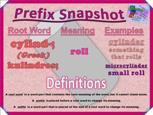 cylind- Prefix Snapshot [Autosaved]