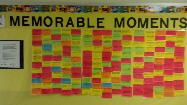 Cool Middle School Bulletin Boards