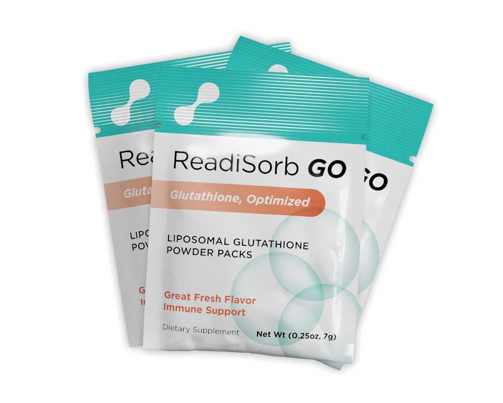 ReadiSorb GO Packets