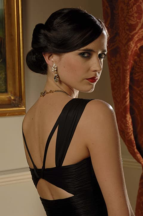 讓龐德暈船、讓丹尼爾克雷格版本的龐德變得有血有肉、更有內心世界故事的 Eva Green - Daniel Craig 丹尼爾克雷格 - 007 系列電影 - 《007 首部曲:皇家夜總會》 (2006) 2