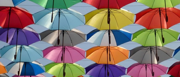 Design patterns are like umbrellas