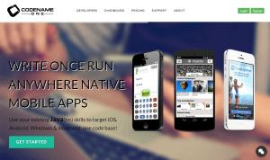 codename one website