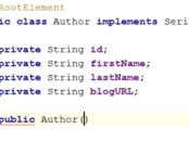 Java EE: Hot to Create JAX-RS Resource Entities