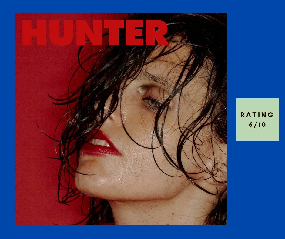 Anna Calvi Hunter review