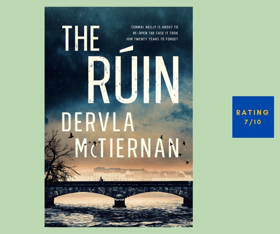 Dervla McTiernan The Ruin review