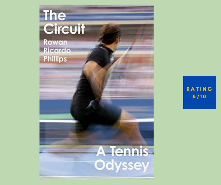 Roawan Ricardo Phillips The Circuit review