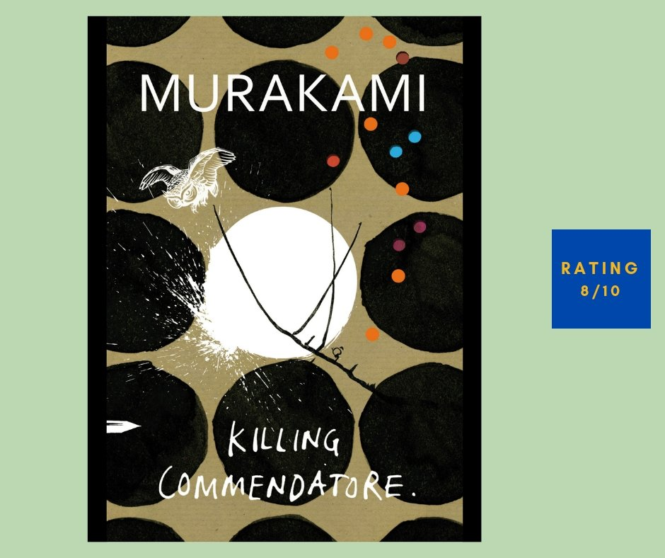 Haruki Murakami Killing Commendatore review