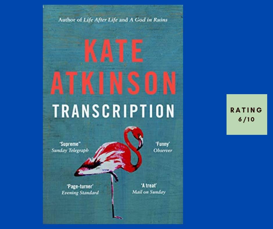 Kate Atkinson Transcription review