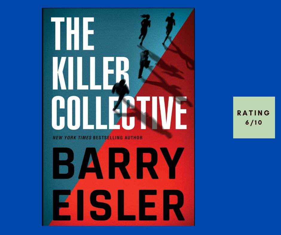 Barry Eisler The Killer Collective review