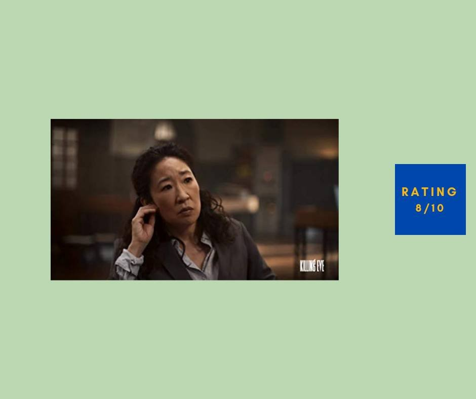 Killing Eve Season 2 review