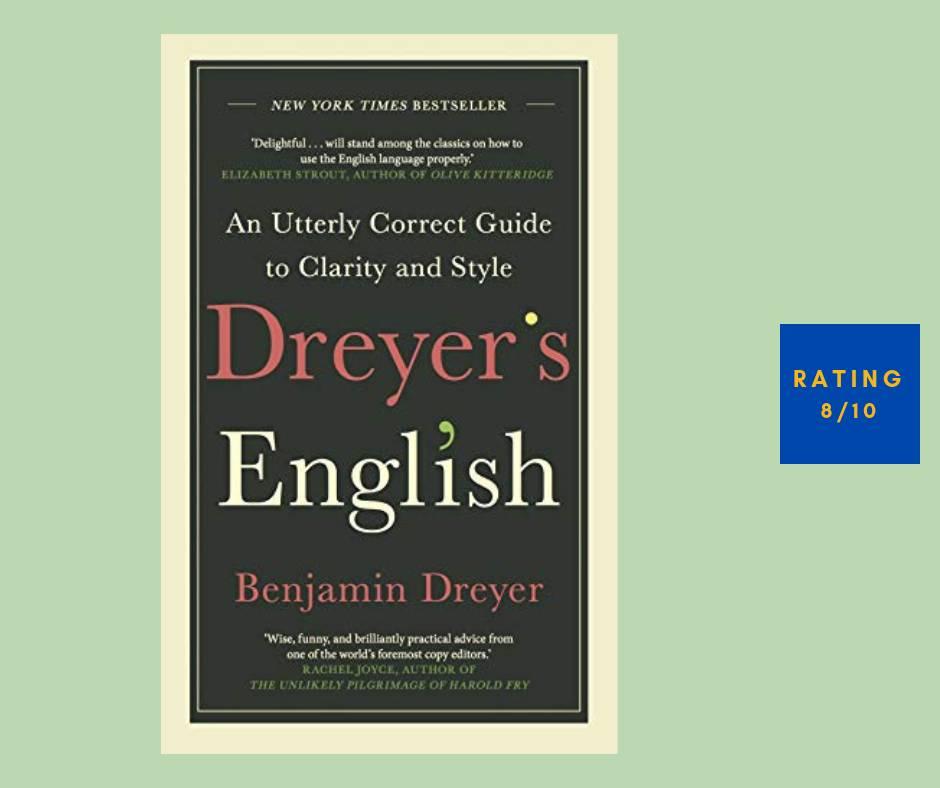 Benjamin Dreyer Dreyer's English review