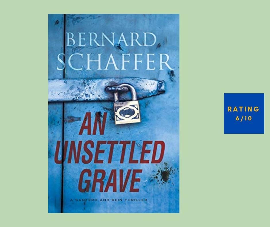 Bernard Schaffer An Unsettled Grave review