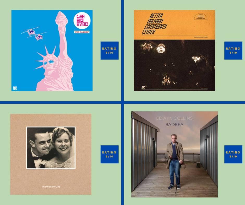 2019 best albums so far