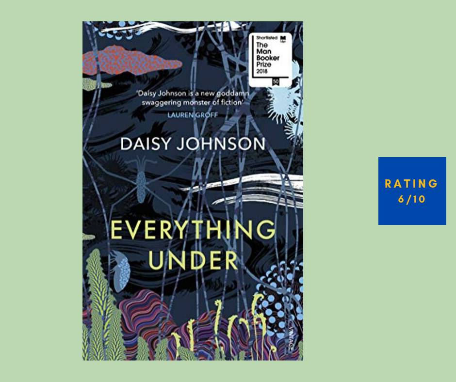 Daisy Johnson Everything Under review