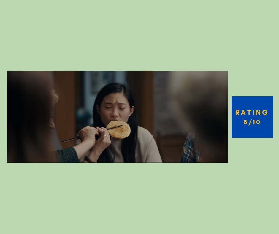 Lulu Wang The Farewell review
