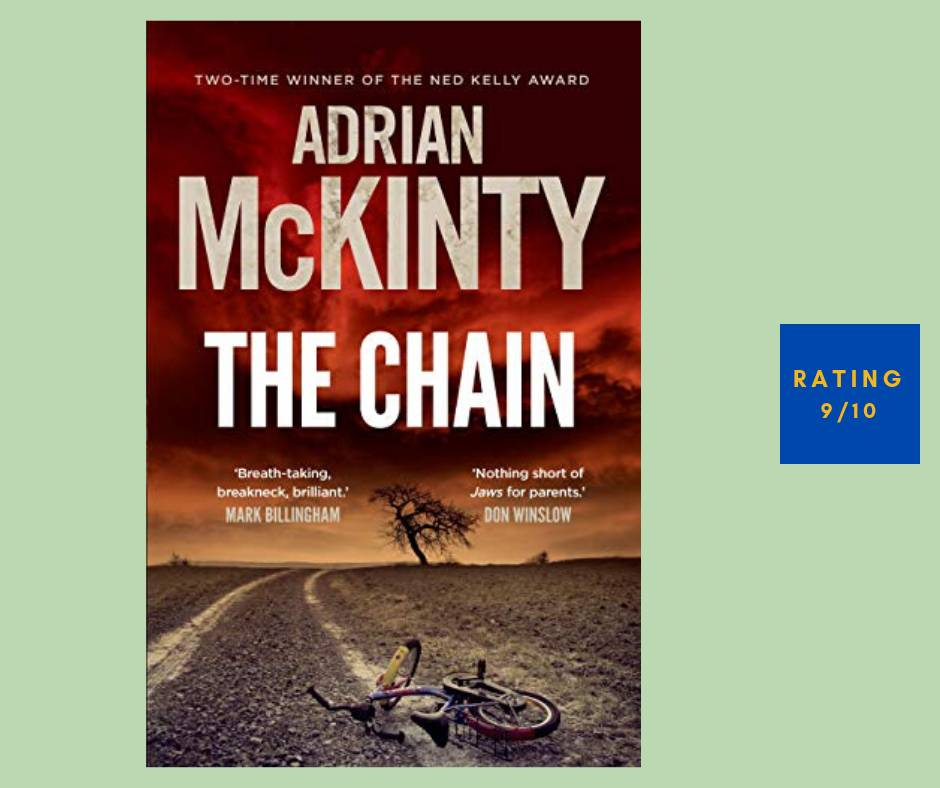 Adrian McKinty The Chain review