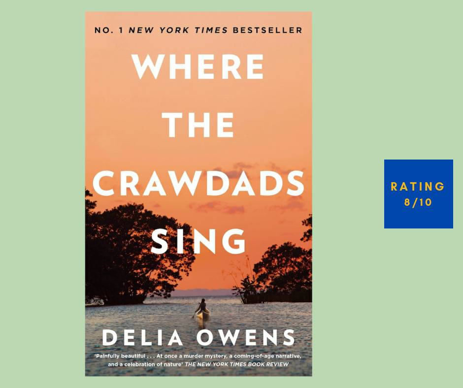 Delia Owens Where the Crawdads Sing review