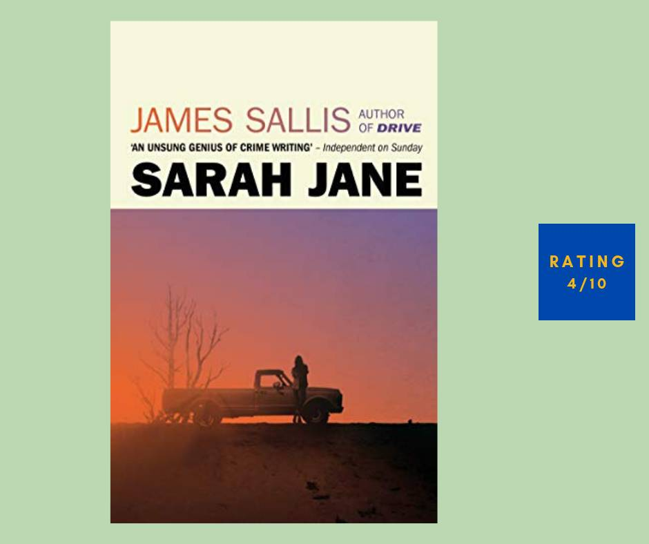 James Sallis Sarah Jane review