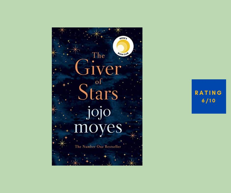 Jojo Moyes The Giver of Stars review