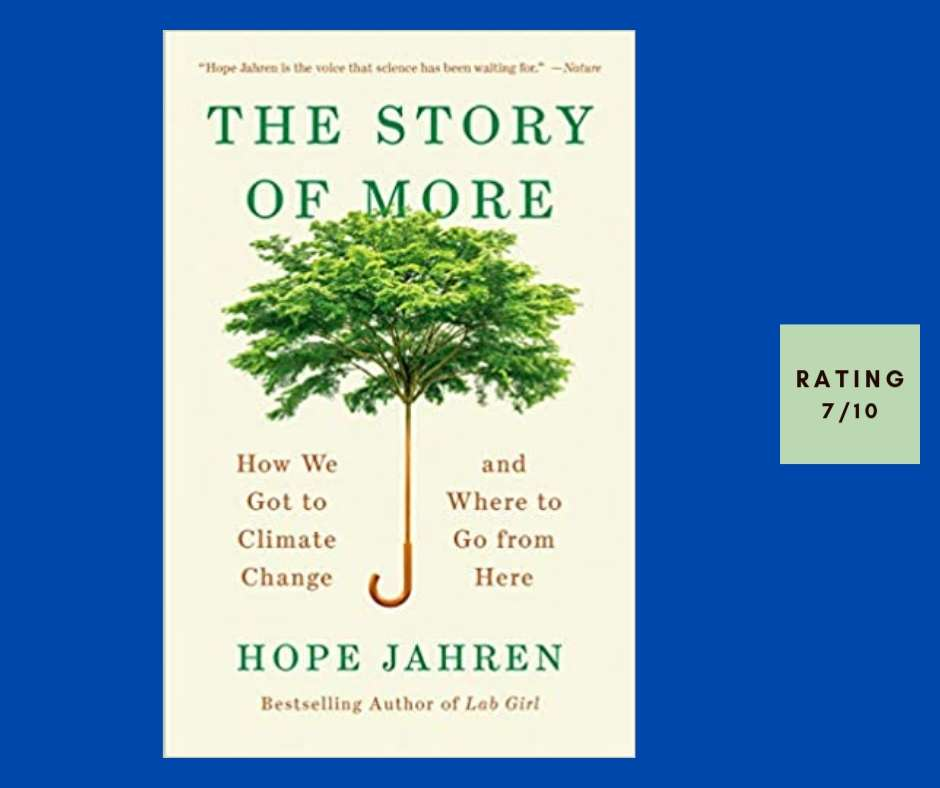 Hope Jahren The Story of More review